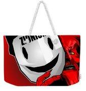 Zionism Devil Weekender Tote Bag