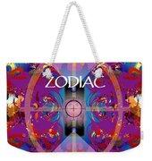 Zodiac 2 Weekender Tote Bag