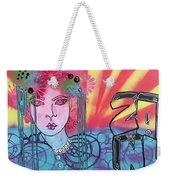 Zoni.girl.... Jazmine Weekender Tote Bag