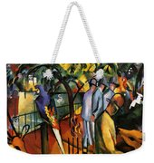 Zoological Garden Weekender Tote Bag