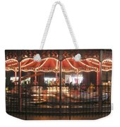 Around And Around Weekender Tote Bag