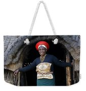 Zulu Woman Weekender Tote Bag