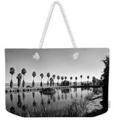 Zyzzx Lake Two Weekender Tote Bag
