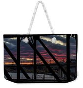 008 - Trestle Sunset Weekender Tote Bag
