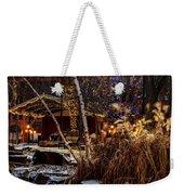 033 - Mears In Winter Weekender Tote Bag