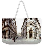 360 Degree View Of A City, Montreal Weekender Tote Bag