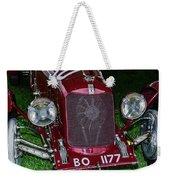 A 1933 Maserati 8c 3000 Biposto Weekender Tote Bag