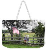 A Lovely Couple Weekender Tote Bag