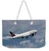 Air Canada Boeing 777-233 Lr Weekender Tote Bag
