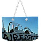 Air Force  Weekender Tote Bag