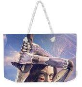 Alita Battle Angel Weekender Tote Bag