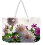 Among The Flowers Weekender Tote Bag