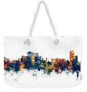 Athens Greece Skyline Weekender Tote Bag