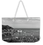 Avalon Harbor - Catalina Island, California Weekender Tote Bag