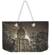 Beautiful Smolny Monastery Weekender Tote Bag