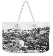 Bethlehem 19th Century Weekender Tote Bag