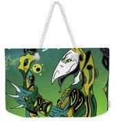 Birdman Weekender Tote Bag