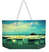 Blankenberge Beach Weekender Tote Bag