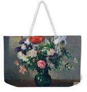 Bouquet Of Flowers, 1898 Weekender Tote Bag