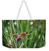 Buckeye Butterflies Weekender Tote Bag