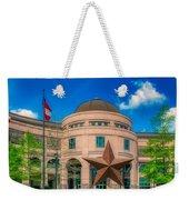 Bullock Texas State History Museum Weekender Tote Bag