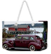 Classic Coupeville Weekender Tote Bag