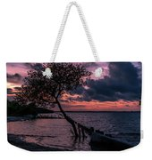 Cool Autumn Evening Weekender Tote Bag