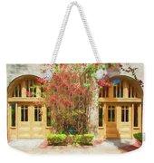 Courtyard Doors St Augustine 002 Weekender Tote Bag