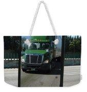 Green Freightliner Publix Weekender Tote Bag
