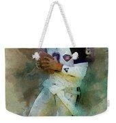 Dallas Cowboys.troy Kenneth Aikman Weekender Tote Bag