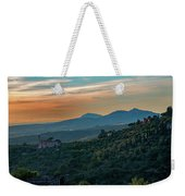 Desert Valley Weekender Tote Bag