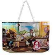 Doctor Jay And The Guardians Of Time Weekender Tote Bag