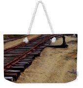 Ellsworth Tracks  Weekender Tote Bag