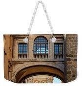 Enclosed Weekender Tote Bag