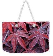 Fall Leaves Weekender Tote Bag