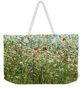 Flower Meadow Weekender Tote Bag