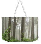 Foggy Forest Weekender Tote Bag by Karen Zuk Rosenblatt