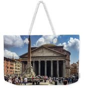 Fontana Del Pantheon Weekender Tote Bag