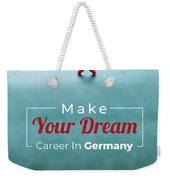 Free Study Abroad Consultant Weekender Tote Bag