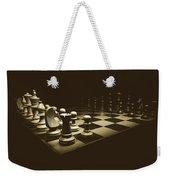 Game Of Kings Weekender Tote Bag