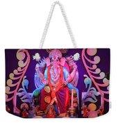 Ganesha3 Weekender Tote Bag
