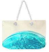 Glass Bowl, Close Up Weekender Tote Bag