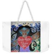 Goddess Of Wonder Weekender Tote Bag