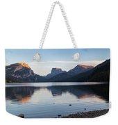 Green River Lake Weekender Tote Bag by Michael Chatt