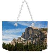 Half Dome, Yosemite National Park Weekender Tote Bag