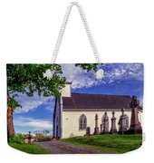 Holy Cross Cemetery And Our Lady Of Sorrows Chapel Weekender Tote Bag