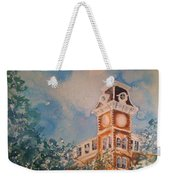Ice On Old Main Weekender Tote Bag