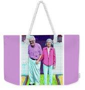 Jane And Sherwood Weekender Tote Bag