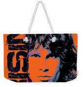 Jim Morrison, The Doors Weekender Tote Bag