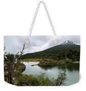 Laguna Verde, Tierra Del Fuego National Park, Ushuaia, Argentina Weekender Tote Bag